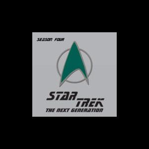 Star Trek - The Next Generation - Sæson 4 (7 Disc)