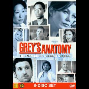 Greys Anatomy: Sæson 2
