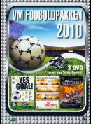 VM Fodboldpakken 2010 (3-Disc)
