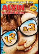 Alvin Og De Frække Jordegern Boks 1-3
