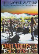The Lovell Sisters: Live At The Philadelphia Folk Festival