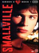 Smallville: Sæson 2 Boks 1
