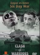 Clash Of Warriors 14: Dayan Vs Amer Six Day War