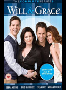 -3107 Will & Grace: Season 8 (KUN ENGELSKE UNDERTEKSTER)
