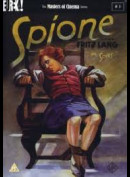 -3108 Spione (KUN ENGELSKE UNDERTEKSTER)