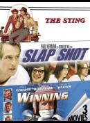 The Sting + Slap Shot + Winning