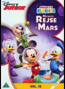 Mickeys Klubhus: Mickeys rejse til Mars