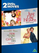 Just Like Heaven + How To Lose A Guy In 10 Days