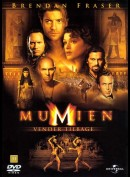 Mumien Vender Tilbage (The Mummy Returns)