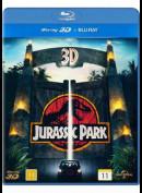 Jurassic Park (3D + Blu-Ray)