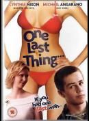 Det Sidste Ønske (One Last Thing)