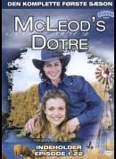 McLeods Døtre: sæson 1 (Stor Boks m/11 disc)