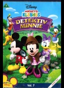 Mickeys Klubhus: Detektiv Minnie