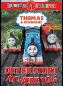Thomas & Vennerne: Det Er Stort At Være Tog