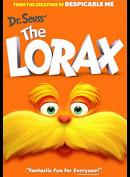 u11652 Dr. Seuss The Lorax (UDEN COVER)