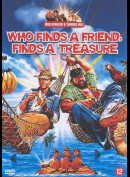 u11720 Who Finds A Friend Finds A Treasure (UDEN COVER)