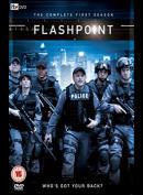 -3527 Flashpoint: Season 1 (3-disc) (KUN ENGELSKE UNDERTEKSTER)
