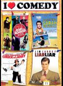 I Love Comedy (4 Film)