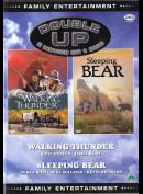 Double Up: Walking Thunder / Sleeping Bear
