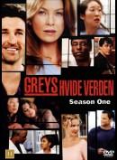 Greys Hvide Verden: Sæson 1