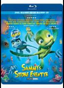 Sammys Store Eventyr (Blu-ray 3D + 2D)