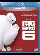 Big Hero 6 (Blu-ray 3D + 2D)