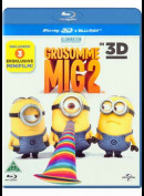 Grusomme Mig (Despicable Me) (Blu-Ray 3D)