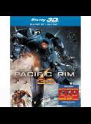 Pacific Rim (Blu-Ray 3D)