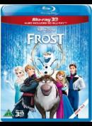 Frost (Frozen) Disney Klassiker - Guldnummer 52  (Blu-Ray 3D)