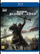 Dawn Of The Planet Of The Apes (Blu-Ray 3D)