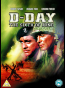 u11802 D-Day The Sixth Of June (KUN ENGELSKE UNDERTEKSTER) (UDEN COVER)