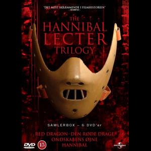 Hannibal Lecter Trilogy  -  6 disc