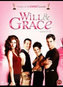 Will & Grace: sæson 2