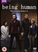 -3680 Being Human: The Complete Series 1-3 (KUN ENGELSKE UNDERTEKSTER)