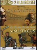 Gladiator + Spartacus