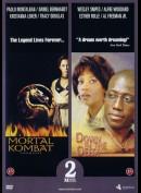 Mortal Combat / Down in the Delta (2 film)