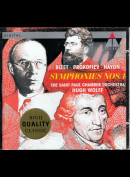 The Saint Paul Chamber Orchestra / Hugh Wolff: Symphonies Nos. 1