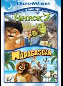 Shrek 2 / Madagascar 1