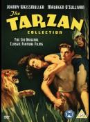 Tarzan: Box 1 - 3 disc/6 film (KUN ENGELSKE UNDERTEKSTER)
