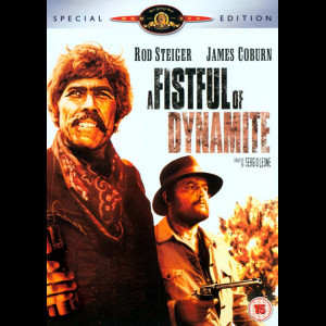 u13982 A Fistful Of Dynamite (UDEN COVER)