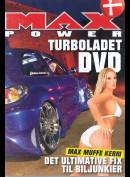 4992 Max Power: Turboladet DVD
