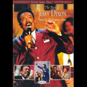 -4064 The Best Of Jessy Dixon (INGEN UNDERTEKSTER)