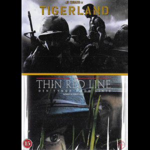 Tigerland + Den Tynde Røde Linie  -  2 disc
