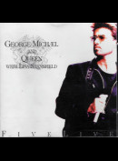 George Michael And Queen With Lisa Stansfield: Five Live