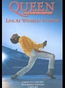 Queen: Live At Wembley Stadium  -  2 disc