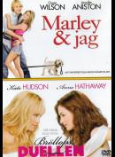 Marley & Me + Bride Wars