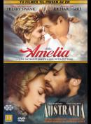 Amelia + Australia  -  2 Disc