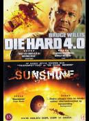 Die Hard 4.0 + Sunshine  - 2 Disc