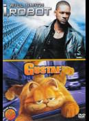 I, Robot + Garfield  -  2 Disc