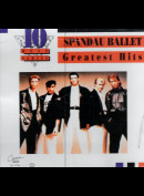 c512 Spandau Ballet: Greatest Hits